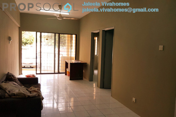 For Sale Apartment at Section 13, Shah Alam Freehold Unfurnished 3R/2B 285k