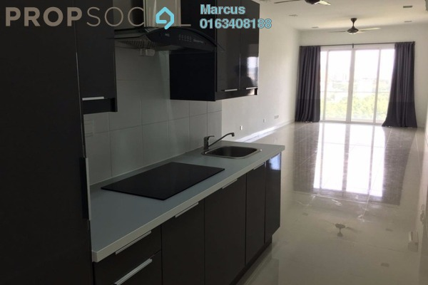 For Rent Condominium at Le Yuan Residence, Kuchai Lama Freehold Unfurnished 3R/3B 2k