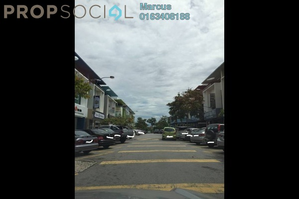 For Sale Shop at Taman Esplanad, Bukit Jalil Freehold Semi Furnished 1R/1B 3.3m