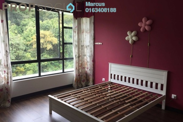 For Rent Semi-Detached at Kinrara Hills, Puchong Freehold Semi Furnished 6R/7B 4.2k