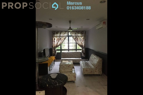 For Rent Condominium at Tiara Faber, Taman Desa Freehold Fully Furnished 3R/2B 2k