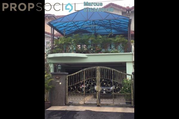 For Sale Terrace at Bandar Baru Sri Petaling, Sri Petaling Leasehold Semi Furnished 5R/5B 1.6m