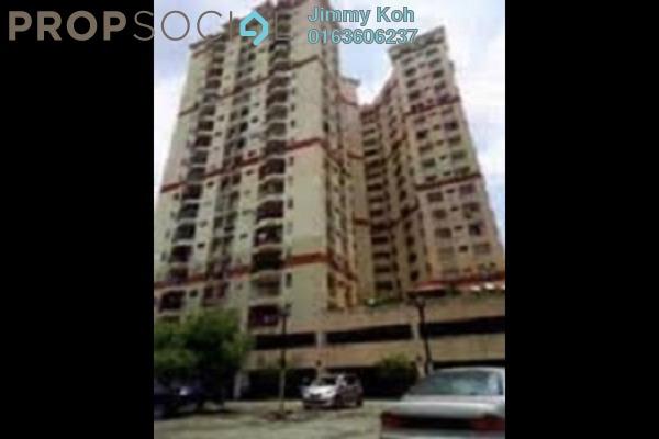 For Rent Condominium at Ampang Damai, Ampang Leasehold Unfurnished 3R/2B 1.4k