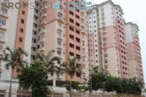 For Rent Condominium at Jalil Damai, Bukit Jalil Freehold Semi Furnished 3R/2B 1.5k