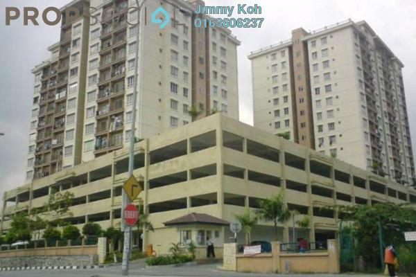 For Rent Condominium at Ampang Prima, Ampang Leasehold Semi Furnished 3R/2B 1.4k