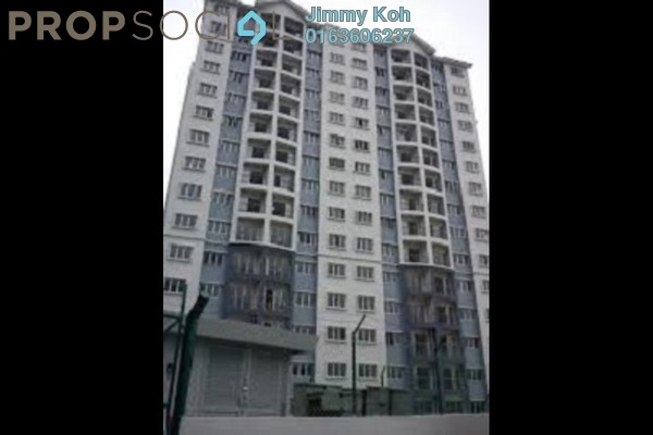For Rent Condominium at Nusa Mewah, Cheras Leasehold Semi Furnished 3R/2B 1.15k