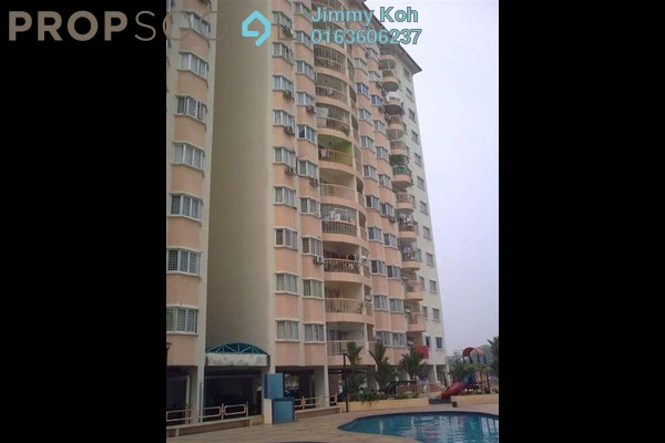 For Rent Apartment at Pandan Utama, Pandan Indah Leasehold Semi Furnished 3R/2B 1.35k