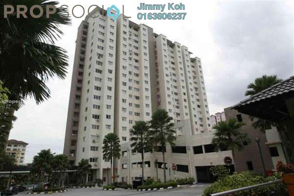 For Rent Condominium at Danau Murni, Taman Desa Leasehold Fully Furnished 3R/2B 1.6k