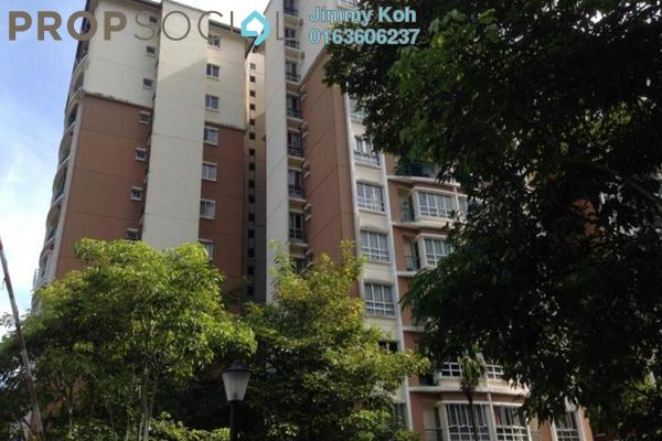 For Rent Condominium at Tiara Intan, Ampang Freehold Semi Furnished 3R/2B 1.4k