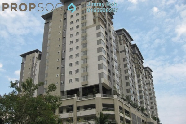 For Rent Condominium at I Residence, Kota Damansara Leasehold Semi Furnished 3R/3B 1.9k