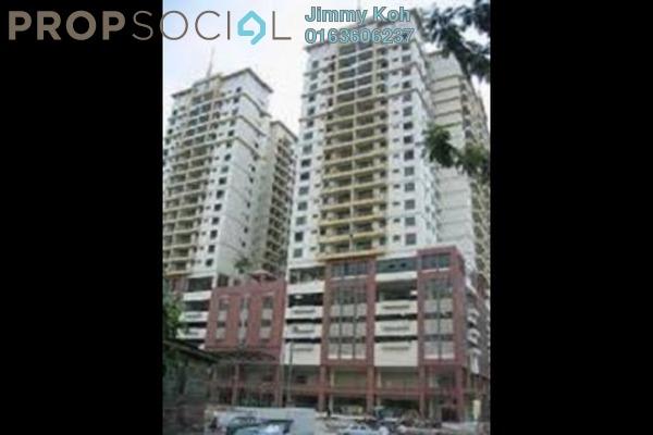 For Rent Condominium at D'Alamanda, Cheras Leasehold Fully Furnished 3R/2B 2.2k