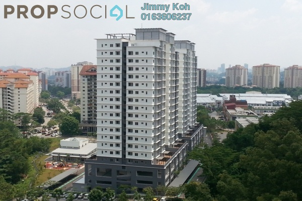 For Rent Condominium at Astana Lumayan, Bandar Sri Permaisuri Leasehold Semi Furnished 4R/2B 1.8k