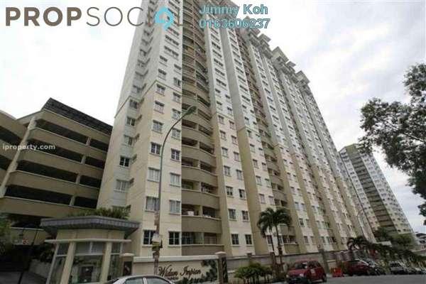 For Rent Condominium at Widuri Impian, Desa Petaling Leasehold Fully Furnished 3R/2B 1.3k