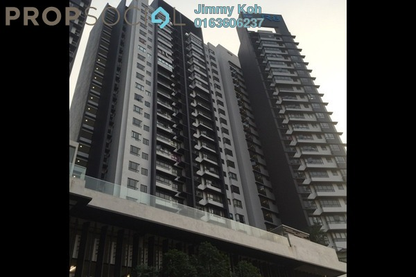 For Rent Condominium at Residence 8, Old Klang Road Freehold Fully Furnished 3R/3B 2.3k