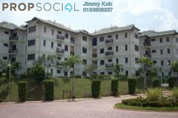For Rent Condominium at Cyber Heights Villa, Cyberjaya Freehold Fully Furnished 4R/2B 1.6k