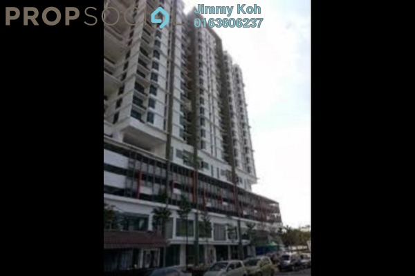 For Rent Condominium at Amaya Maluri, Cheras Leasehold Fully Furnished 3R/2B 2.1k