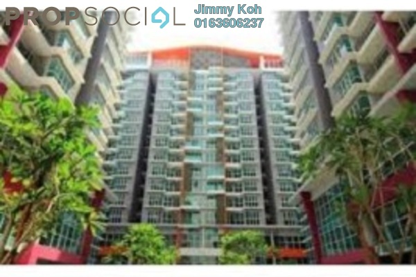For Rent Condominium at Pacific Place, Ara Damansara Leasehold Unfurnished 1R/1B 1.4k