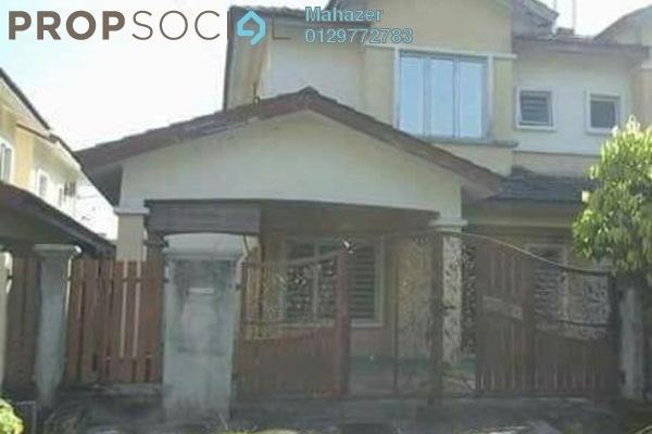 For Sale Semi-Detached at Bandar Tasik Puteri, Rawang Leasehold Semi Furnished 4R/3B 350k