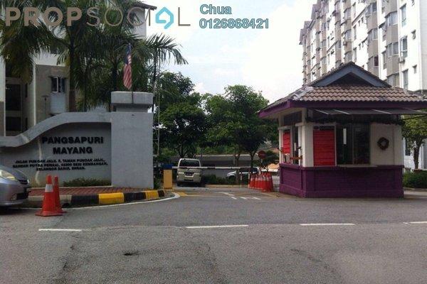 For Rent Apartment at Taman Puncak Jalil, Bandar Putra Permai Leasehold Unfurnished 3R/2B 850translationmissing:en.pricing.unit