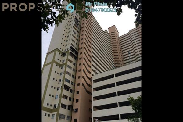For Sale Apartment at Casa Prima, Seberang Jaya Freehold Unfurnished 3R/2B 260k
