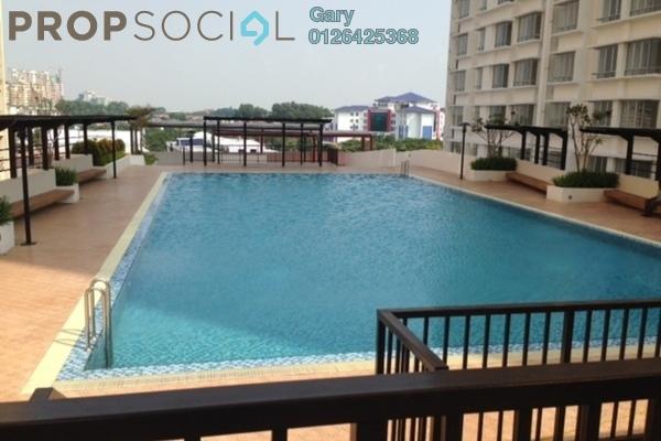 For Sale Condominium at Bandar Baru Klang, Klang Leasehold Semi Furnished 3R/2B 330k