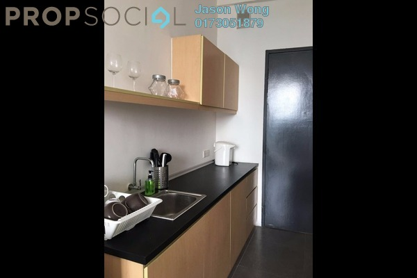 For Rent SoHo/Studio at Empire Damansara, Damansara Perdana Leasehold Fully Furnished 1R/1B 1.2k
