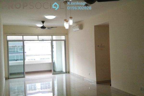 For Rent Condominium at Tiara ParkHomes, Kajang Freehold Semi Furnished 3R/3B 1.3k