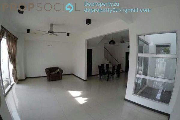 For Rent Terrace at Spira, Alam Impian Freehold Semi Furnished 4R/4B 1.8k