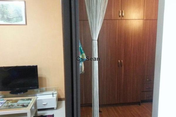 For Rent Condominium at Saujana Residency, Subang Jaya Leasehold Fully Furnished 1R/1B 2.5k