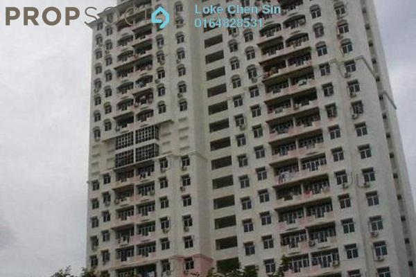 For Rent Apartment at Taman Jubilee, Sungai Nibong Freehold Semi Furnished 3R/2B 950translationmissing:en.pricing.unit