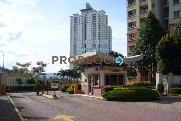 For Sale Condominium at Mont Kiara Bayu, Mont Kiara Freehold Fully Furnished 3R/2B 880k