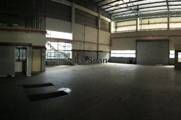 For Sale Factory at Temasya Industrial Park, Temasya Glenmarie Leasehold Unfurnished 2R/2B 16.5m