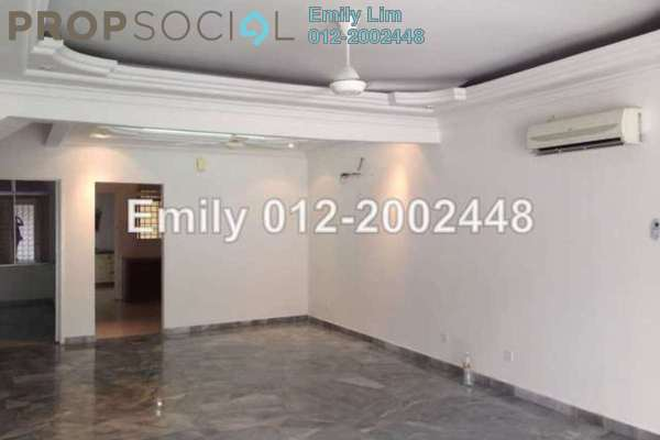For Rent Terrace at BU4, Bandar Utama Freehold Semi Furnished 4R/3B 2.5k