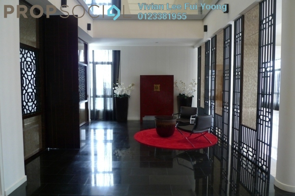 For Sale Condominium at 2 Hampshire, KLCC Freehold Semi Furnished 6R/7B 4.8m