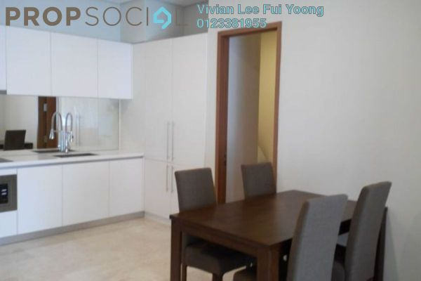 For Rent Condominium at Soho Suites, KLCC Freehold Fully Furnished 2R/1B 3.2k