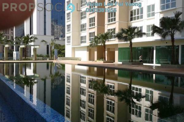 For Rent Condominium at Titiwangsa Sentral, Titiwangsa Freehold Fully Furnished 2R/1B 2k