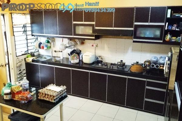 For Sale Terrace at Sunway Kayangan, Shah Alam Leasehold Semi Furnished 5R/4B 799k