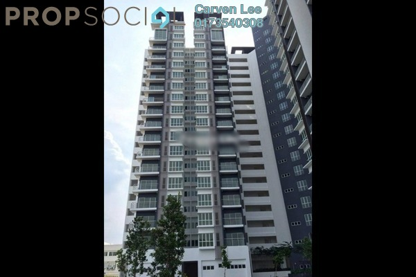 For Sale Condominium at The iResidence, Bandar Mahkota Cheras Freehold Fully Furnished 3R/2B 520k