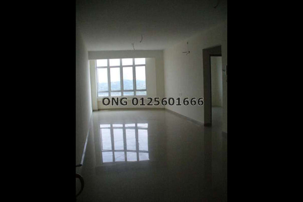 For Rent Condominium at Putra Majestik, Sentul Freehold Semi Furnished 3R/2B 1.5k