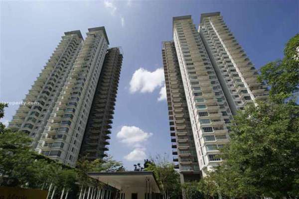 For Rent Condominium at The Maple, Sentul Freehold Semi Furnished 3R/3B 4k