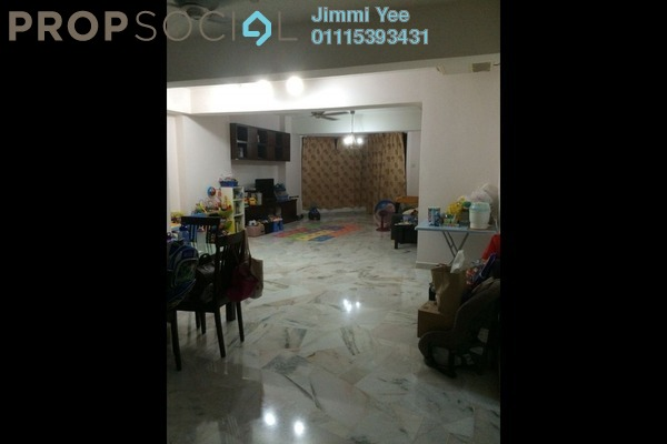 For Sale Condominium at Desa Gembira, Kuchai Lama Freehold Fully Furnished 3R/2B 550k