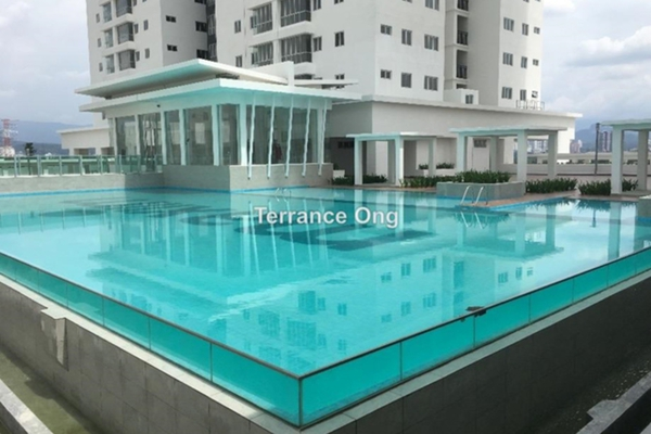 For Rent Condominium at Casa Residency, Pudu Freehold Semi Furnished 3R/3B 4.3k