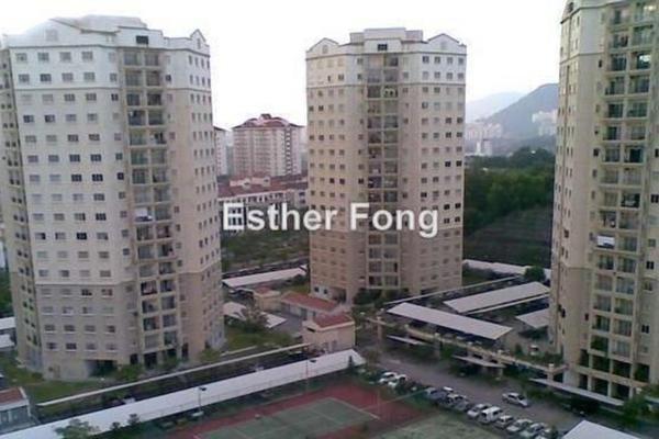 For Rent Condominium at Menara Menjalara, Bandar Menjalara Freehold Semi Furnished 3R/2B 1.25k