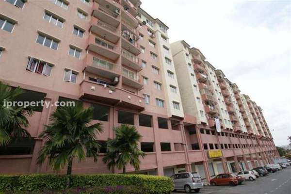For Sale Apartment at Mesra Villa, Ampang Leasehold Unfurnished 3R/2B 335k