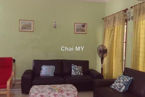 For Sale Terrace at BK9, Bandar Kinrara Freehold Semi Furnished 4R/3B 890k