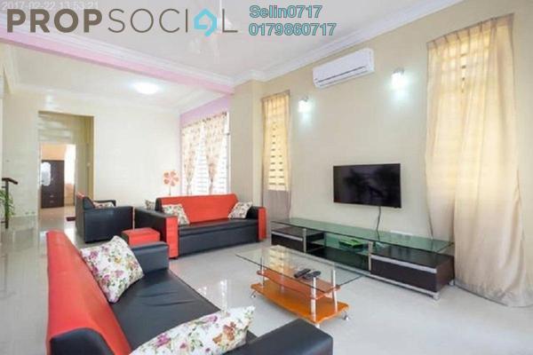 For Rent Terrace at Prestige V, Batu Maung Freehold Fully Furnished 4R/3B 1.75k