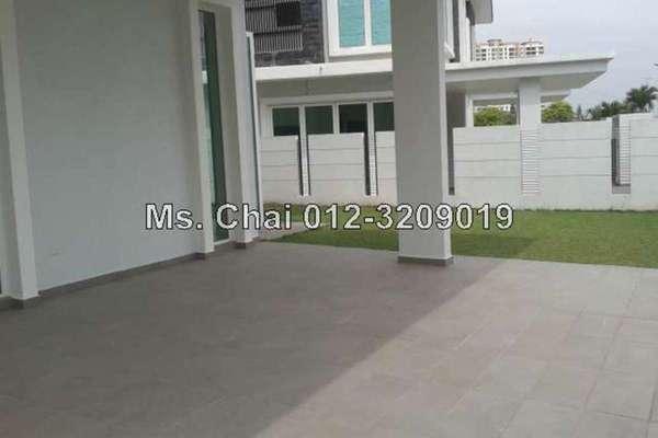 For Sale Semi-Detached at BK9, Bandar Kinrara Freehold Semi Furnished 4R/5B 2.05m