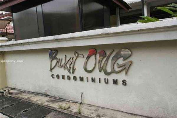 For Sale Condominium at Bukit OUG Condominium, Bukit Jalil Freehold Semi Furnished 3R/2B 396k