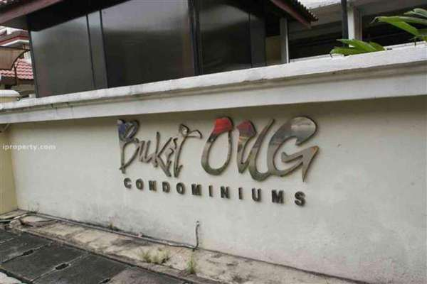 For Rent Condominium at Bukit OUG Condominium, Bukit Jalil Freehold Unfurnished 3R/2B 1.05k