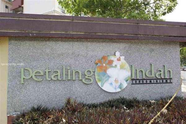 For Rent Condominium at Petaling Indah, Sungai Besi Leasehold Semi Furnished 3R/2B 980translationmissing:en.pricing.unit